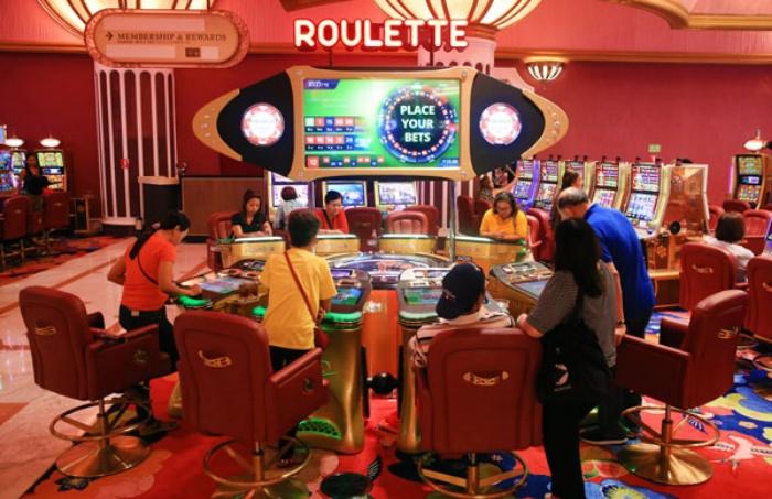 Những người không được phép tham gia các sòng casino