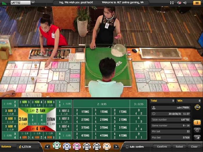Nắm vững luật chơi của trò chơi là bí quyết cược Fantan ăn tiền thật mà các cao thủ thường xuyên chia sẻ cho những tân binh