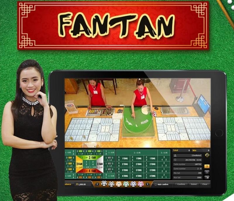 Fantan là một trò chơi đòi hỏi sự kiên trì và nhẫn nại trong từng ván chơi.
